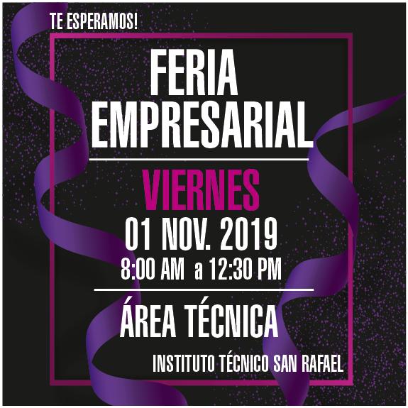 FERIA EMPRESARIAL 2019
