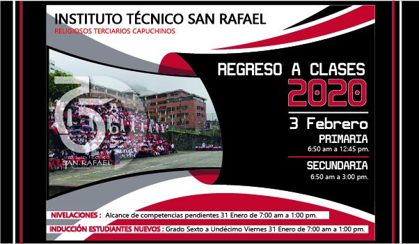 REGRESO A CLASES 2020