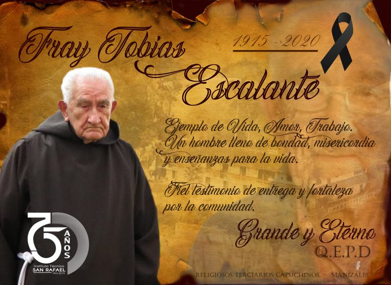 FRAY TOBÍAS ESCALANTE